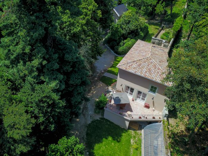 Le gite du clos d'Abrigeon au milieu de la nature à Aubenas en Ardèche
